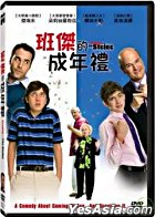 Keeping Up With The Steins (DVD) (Taiwan Version)