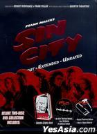 Sin City (DVD) (Unrated, Recut & Extended) (US Version)