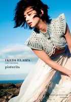 Ikeda Elaiza First Photobook 'pinturita'