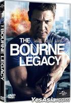 The Bourne Legacy (2012) (DVD) (Hong Kong Version)