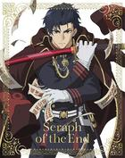 Seraph of the End Vol.3 (DVD) (First Press Limited Edition)(Japan Version)
