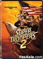 Super Troopers 2 (2018) (DVD) (US Version)