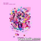 Weki Meki Mini Album Vol. 2 - Lucky (Meki Version)