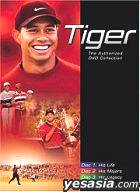 Tiger Woods - The Authorized DVD Collection (Korean Version)