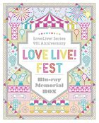 ラブライブ!フェス  Blu-ray Memorial BOX (日本版)