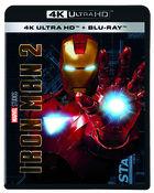 Iron Man 2 (4K Ultra HD + Blu-ray) (Japan Version)