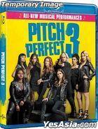 Pitch Perfect 3 (2017) (DVD) (Hong Kong Version)