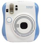 Fujifilm Instax Mini 25 Instant Photo Camera (Blue)
