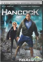 Hancock (DVD) (2-Disc) (Unrated Special Edition)  (Korea Version)