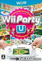 Wii Party U (Wii U) (Japan Version)