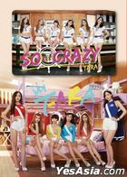 T-ara Mini Album Vol. 11 - So Good (Kihno Card + Mini CD)