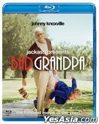 Jackass Presents: Bad Grandpa (2013) (Blu-ray) (Korea Version)