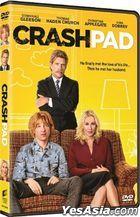 Crash Pad (2017) (DVD) (Hong Kong Version)