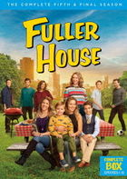 Fuller House The Fifth and Final Season DVD Complete Box (Japan Version)