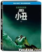 Joker (2019) (Blu-ray) (Steelbook) (Taiwan Version)