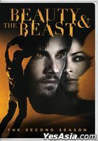 Beauty and the Beast (2012) (DVD) (The Second Sesaon) (US Version)
