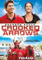 Crooked Arrows (2012) (DVD) (Hong Kong Version)