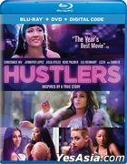 Hustlers (2019) (Blu-ray + DVD + Digital) (US Version)