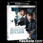 Sherlock Holmes (4K Ultra HD + Blu-ray) (Korea Version)