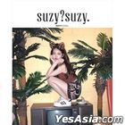 miss A : Suzy Photobook - SUZY?SUZY (Cover A) + Poster in Tube (Cover A)