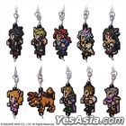 Final Fantasy : Dot Rubber Strap Vol.4