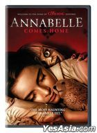 Annabelle Comes Home (2019) (DVD) (US Version)