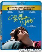 Call Me by Your Name (2017) (Blu-ray) (Hong Kong Version)