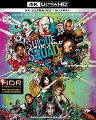 Suicide Squad (4K Ultra HD + 2D Blu-ray) (Japan Version)