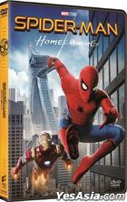 Spider-Man: Homecoming (2017) (DVD) (Hong Kong Version)