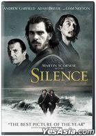Silence (2016) (DVD) (US Version)