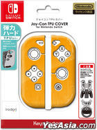 Nintendo Switch Joy-Con TPU COVER (Orange) (Japan Version)