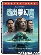 Fantasy Island (2020) (DVD) (Taiwan Version)