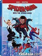 Spider-Man: Into the Spider-Verse (2018) (DVD) (US Version)