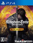 Kingdom Come Deliverance Royal Edition (Japan Version)