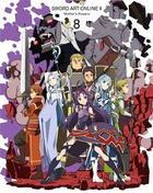Sword Art Online II Vol.8 (Blu-ray+CD) (First Press Limited Edition)(Japan Version)