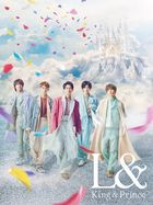 L& [Type A] (ALBUM +DVD) (First Press Limited Edition) (Japan Version)