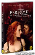 Perfume : The Story of a Murderer (DVD) (2-Disc) (Korea Version)