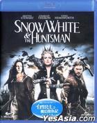Snow White & The Huntsman (2012) (Blu-ray) (Hong Kong Version)