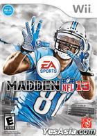 Madden NFL 13 (US Version)