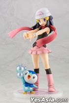 ARTFX J : Pokemon Dawn with Piplup 1:8 PVC Pre-painted PVC Figure