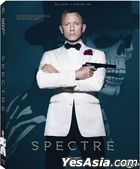 Spectre (2015) (Blu-ray + Digital HD) (US Version)