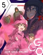 Sword Art Online Alternative Gun Gale Online Vol.5 (DVD) (Limited Edition) (Japan Version)
