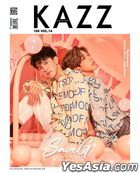 KAZZ Vol. 168 - SaveG (Cover B)