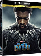 Black Panther (4K Ultra HD + 2D Blu-ray) (Korea Version)