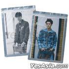 SMTOWN COEX Artium Official Goods - EXO - Exodus A4 Size Photo Set (2pcs) (Se Hun)