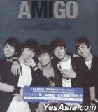 SHINee Vol. 1 - Amigo (Repackage Album) (CD+DVD) (Taiwan Special Edition)