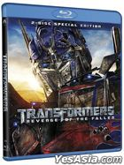 Transformers: Revenge of the Fallen (2009) (Blu-ray) (2-Disc Special Edition) (US Version)