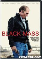 Black Mass (2015) (DVD) (US Version)