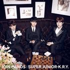 JOIN HANDS (First Press Limited Edition)(Japan Version)