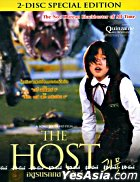 The Host (DVD) (2-Disc Special Edition) (Thailand Version)